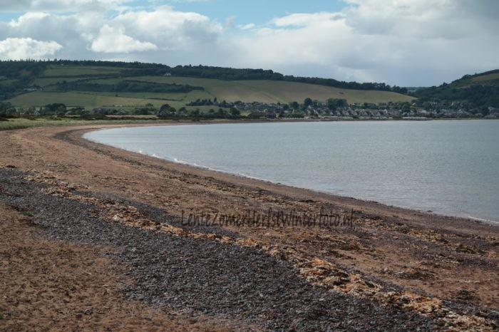 Schotland beach Fortrose