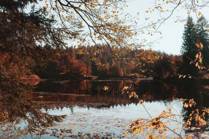 Herfstmeer voorbeeld