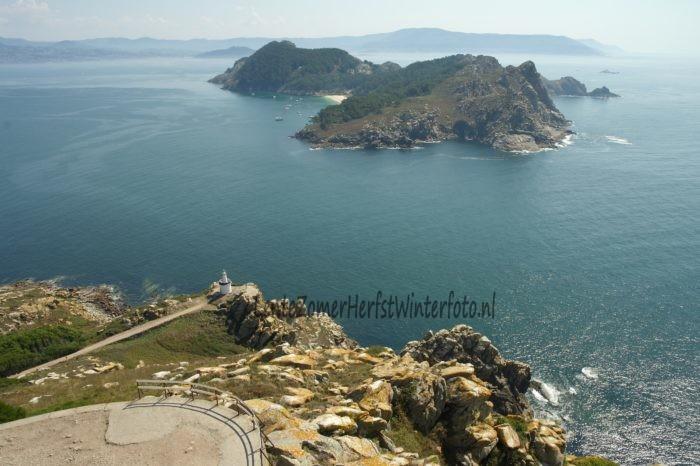 Spaanse fjorden - kusteiland